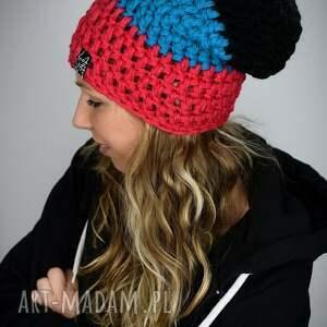 ciepła czapka czapki tricolour