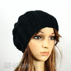 niekonwencjonalne czapki czapka unisex zimowa robiona