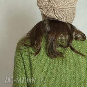 czapki wełna czapka #23