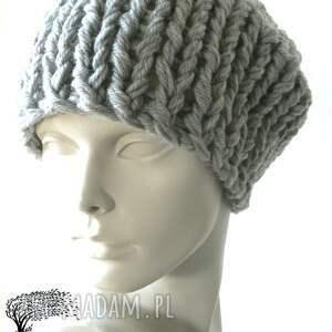 niepowtarzalne czapki gruba czapka #45