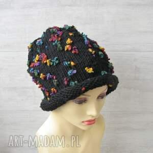 AlbaDesign czapki: kolorowa czapka