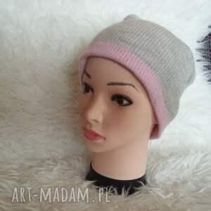 modne czapki czapka zimowa