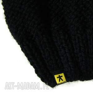 czapki czapa obszerna, lekka czapka, wykonana ręcznie