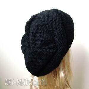 czapki czapa czarna