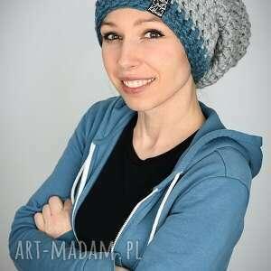 niebieskie czapki czapka dreadlove inferior