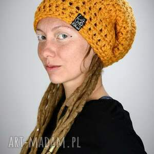 gustowne czapki rasta dreadlove mono