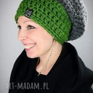 zielone czapki czapka dreadlove triquence 16