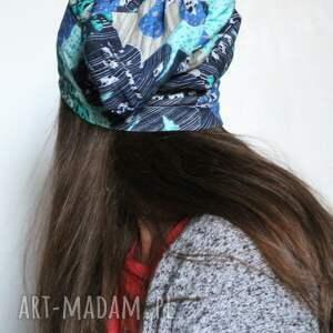 oryginalne czapki damska dzianinowa czapka mała