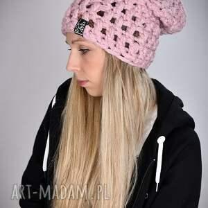 niesztampowe czapki czapka zimowa fatty