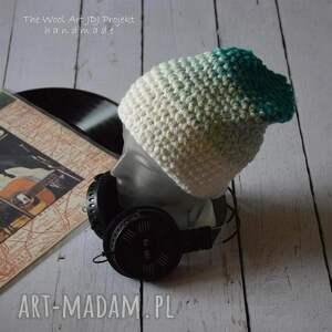 hand made czapki czapka gruba czapa