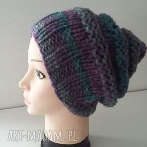 atrakcyjne czapki czapka gruba na zimę