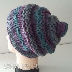 czapki czapa gruba czapka na zimę
