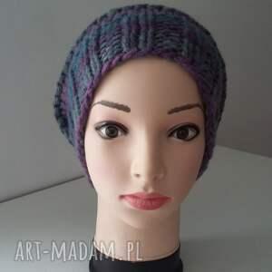 czapa czapki gruba czapka na zimę