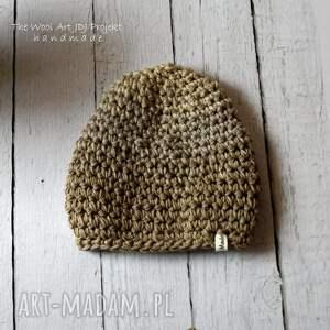 weniana czapki gruba duża czapka