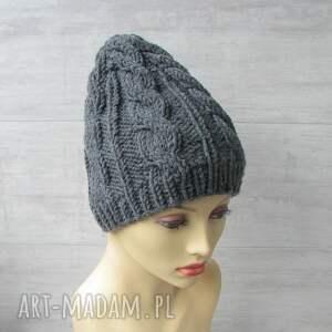 wełna czapki gruba wełniana czapka