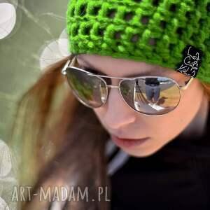 czapki: HelLove czapka z-pomponem