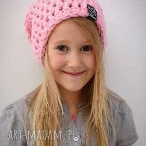 czapki: HelLove kids 23 - ciepła czapka zimowa