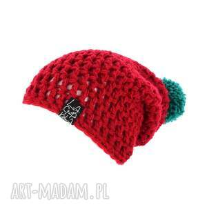 atrakcyjne czapki pompon hellove