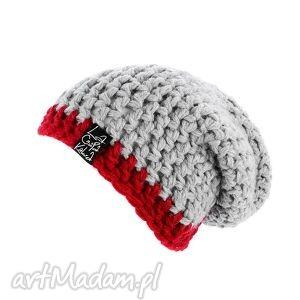 czerwone czapki czapka zimowa inferior