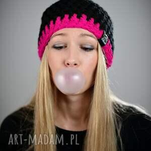 różowe czapki czapka inferior 03