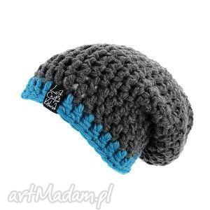 czapki: Inferior 07 - szydełko welna