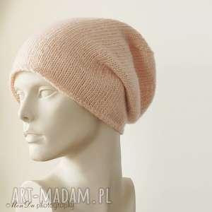 czapki różana jesienna
