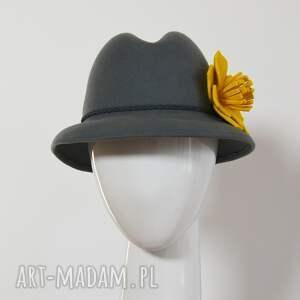 oryginalne czapki kapelusz flower