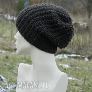 dziergana czapki 48 kolorów 100% wool wybierz