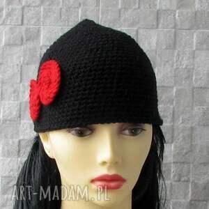wiosna czapki mała wiosenna czapka bonnet femme