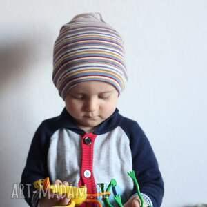 intrygujące czapki dziecko mamo chce taką samą