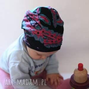 Ruda Klara czapki: mamo chce taką samą
