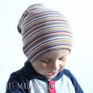 Ruda Klara czapki mamo chce taką samą