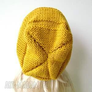 handmade czapki czapka miodowa czapa