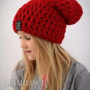 ręcznie zrobione czapki czapka monio 10