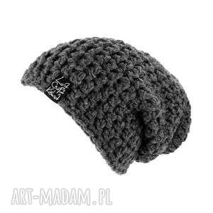 czapki wełna mono 07