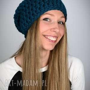 czapki czapka na zimę mono