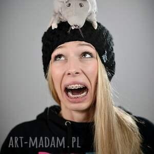 gustowne czapki czapka zimowa mono