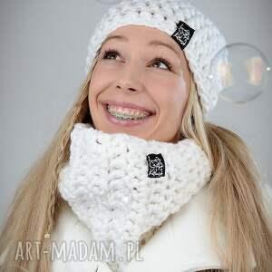 czapki wełna mono 16