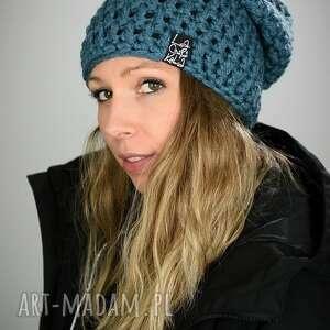 handmade czapki czapka snowboardowa mono