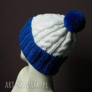 oryginalne czapki ciepła narciara czapka w warkocze:)