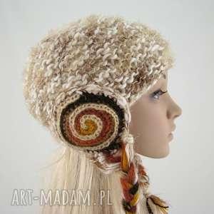 czapki nauszniki oryginalna czapka z nausznikami