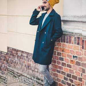 czapki zima pikantna musztarda long