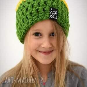 hand-made czapki czapka rasta kids