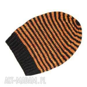 modne czapki czapa rudzielec