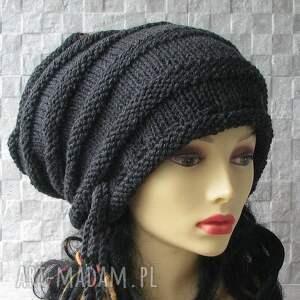 czapki dredy super slouchy oversize dla osób