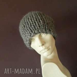 ciepła czapki syberianka * 100% wool czapa
