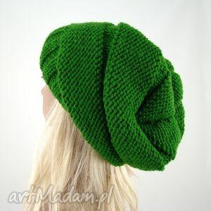 czapki czapka trawiasta:) czapa