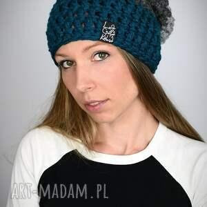 handmade czapki czapa triquence 21