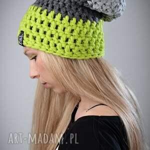 LaCzapaKabra Triquence 04 - szydełko czapka