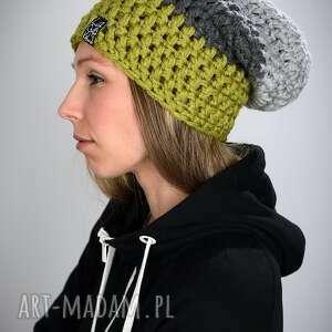niepowtarzalne czapki czapka zimowa triquence